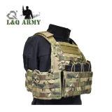 Lq Army Molle Webbing Tactical Vest Plate Carrier 1000d Nylon