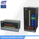 Xwp-Tx80 Smart Digital Display Temperature Controller with Homochromy Light Post, Flow, Pressure, Frequency Controller