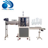 Full Automatic High Speed Cheap Industrial Servo Custom Plastic HDPE PP PE Can Pet Bottle Mouth Neck Cutting Machine for Sale