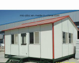 Slope Roof Prefab Cheap Modular House, Temporary Cheaper Prefab Cabin