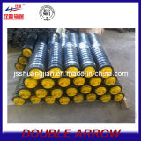 Double Arrow Return Cleaning Roller Idlers for Grain Quarry Mining Belt Covneyor System