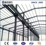 High Quality Steel Structure Prefab Workshop with Crane