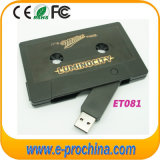 Custom Logo Tape USB Disk Flash Drive Record for Promotion