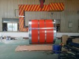 PE Paint Color Coated Aluminum Zinc Steel Coil PPGL