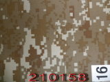 Desert Brave Nylon / Cotton Twill Camouflage Military Fabric