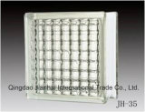 Best Price 190mm*190mm*80mm Glass Brick for Building or Art