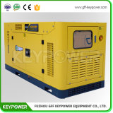 Yellow Colour 20kw Diesel Generator Set Power by Cummins