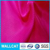 100% Polyester Fabric 75D Water Resistant & Anti-Static Outdoor Woven Jacquard Fabric