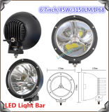 Auto Parts 45W LED Work Light Round Spot Driving Lighting