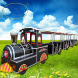 Commercial Trackless Train Tourist Train China Manufacturer