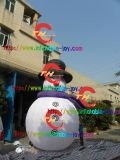 Inflatable Christmas Snowman/Inflatable Gift