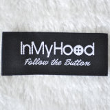 High Quality Custom Design Garment Clothing Fabric Main Label, Woven Label