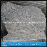 China Juparana Monument of Cheap Wave Granite, Nagrobek Granite