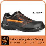 Lightweight Black Safety Shoes Sb Standard Wholesale Price Sc-2205