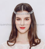 OEM Hot Sale Crystal Wedding Bride Hair Band Headband