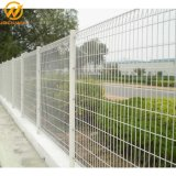 High Security Powder Coated Steel Temporary Wire Mesh Fence Panel