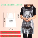 Hot Sale Cheap PE HDPE LDPE Waterproof Plastic Disposable Apron