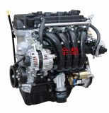 4cyliders 4 Stroke 1.499L Displacement Gasoline Fuel Engine for Automobiles