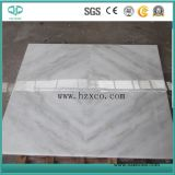 China Polished Guangxi White Marble for Countertop/Wall Covering