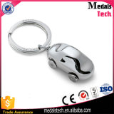 Wholesale Metal Hard Enamel Round Keychain with Ring
