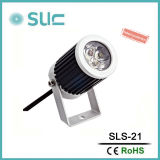 IP65 3.5W Small Aluminum Waterproof Spot Light (SLS-21)