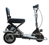 Foldable Portable 350W Lithium Battery Lightweight Folding Electric Wheelchair (CCET-M1)