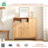 Competitive Price Shoe Storage Cabinet Solid Wood Bathroom Cabinet