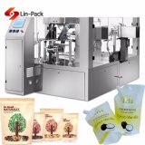 Big Premade Pouch Filling and Sealing Machine with Multi-Head Weigher