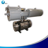 Motor Operated Trunnion Mounted Ball Valve
