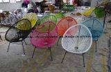 Metal Rattan Lounge Acapulco Garden Outdoor Leisure Beach Chairs