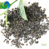 EU Standard China Green Tea Gunpowder 3505AA in Iron Tin