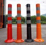 75cm TPU Flexible Traffic Warning reflective Sign Post delineator post