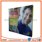 Straight Wall Backdrop Fabric Wrap Pop up Banner Stand Display