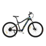 Leopard Rider-Mountain Electric Bike with High-Precision Shaft Drive