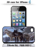 3D Case for iPhone 4 (P406-H021)