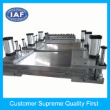 Supply PP Adjustable Hollow Grid Plate Extrusion Plastic Mould