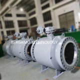 China Manufacture Fully Welded Ball Valve/Trunnion Ball/Soft Seated/Metal Seated