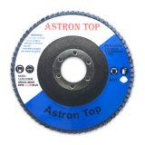 """Zirconia Oxide Flap Disc 4-1/2"""" 7/8"""" From #40 to #240"""