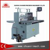 Automatic Best Price Plastic Film, Foam Tape, Label Paper Roll to Sheet Cutting Machine