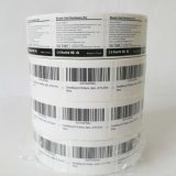 Custom Printed Adhesive Barcode Sticker