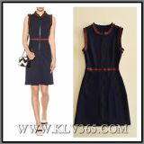 Fashion European Style Lady Sleeveless Party Vest Dress Wholesale
