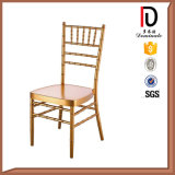 Hot Selling Elegant Aluminum Chiavari Tiffany Wedding Chair (BR-C001)