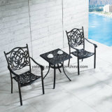 New Outdoor Furniture Dining Room Anodized Aluminum Chairs with Reasonable Price