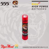 Tiger Head Aluminum AAA Battery with Extra High Power