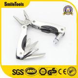 Multitool Pliers, Pocket Knife Set with LED Flashlight Mini Multi Tool Knife Kits