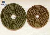 "6""/150mm Granite Marble Wet Dry Diamond Polishing Pad Resin Abrasive Tools"