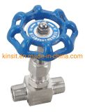 Cheap Price SS304 316 High Pressure Needle Gas Valve