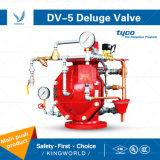 Tyco Model DV-5 Deluge Valve System Fire Alarm Valve for Fire Fighting