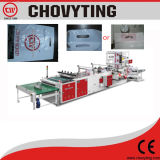 Automatic Patch Shopping Bag Patch Handle Bag Cutting Machine