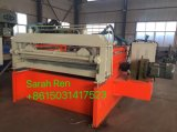 Galvanized/Aluminium Steel Roofing Leveling Slitting Roll Forming Machine